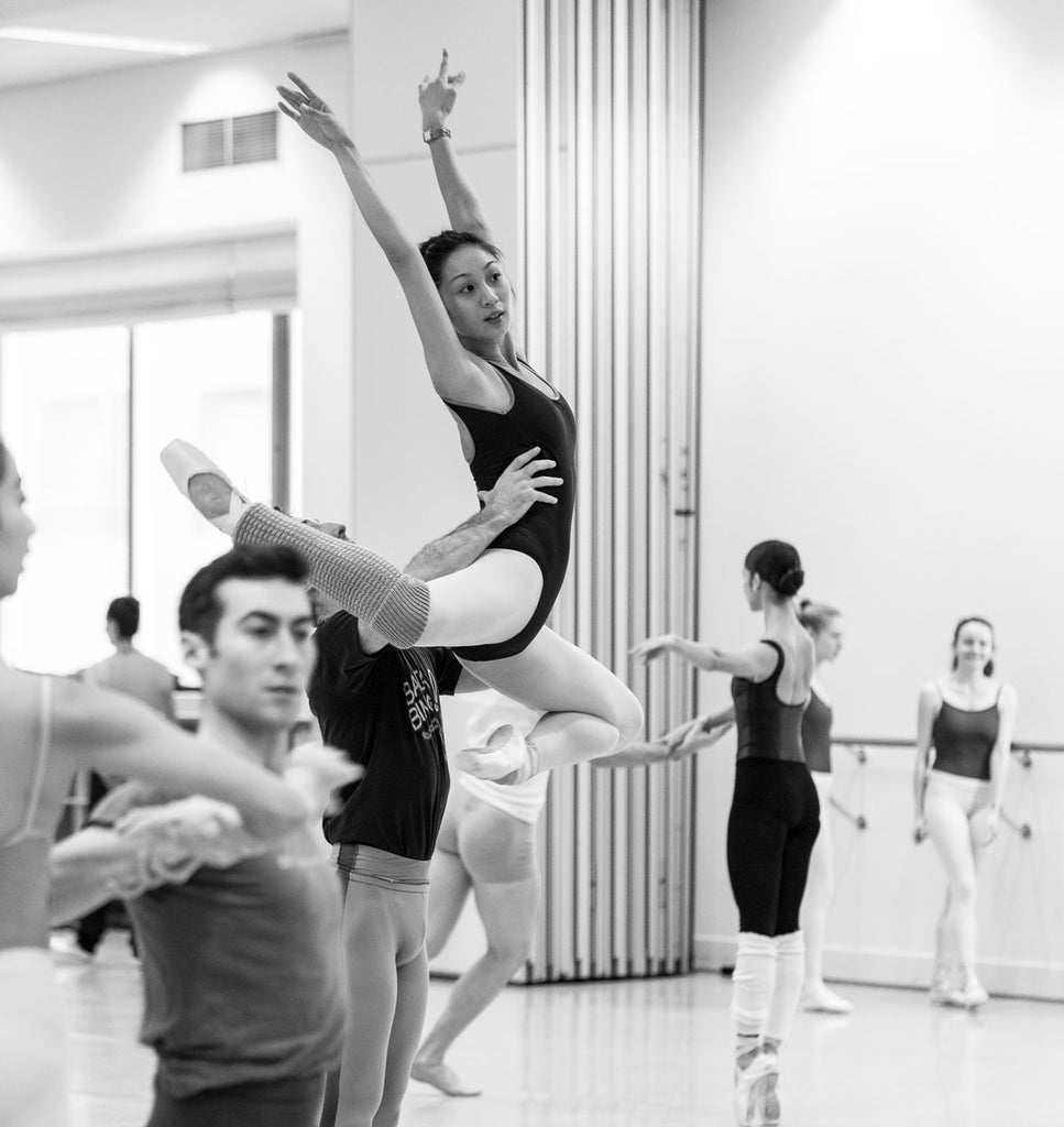 A day in the life of a Ballet Dancer with Natasha Kusen