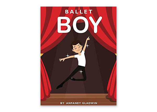 Ballet Boy by Anfaney Gladwin