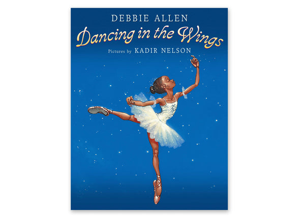 Dancing in the Wings Book by Debbie Allen