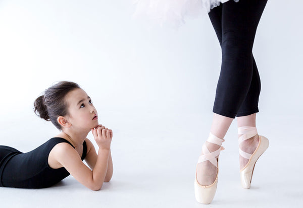 Flo Dancewear Ballet Dancer Admiration