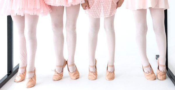 Flo Dancwear Tights and Ballet Shoes