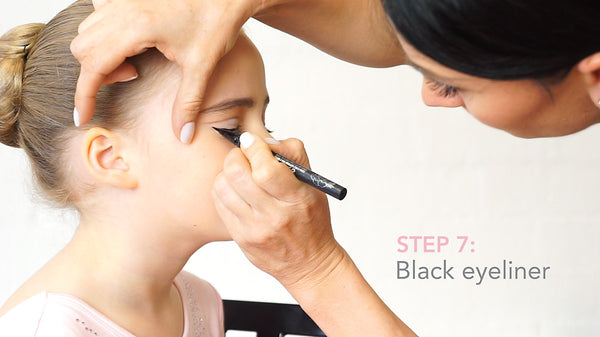 Ballet Stage Make-Up Eye Liner