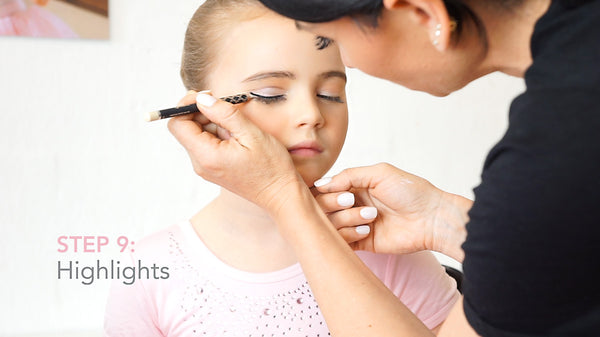Ballet Stage Make Up Highlights