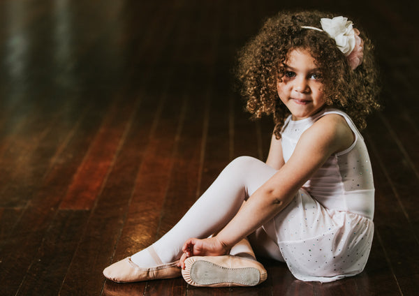 Flo Dancewear Choosing the Right Size Ballet Shoe