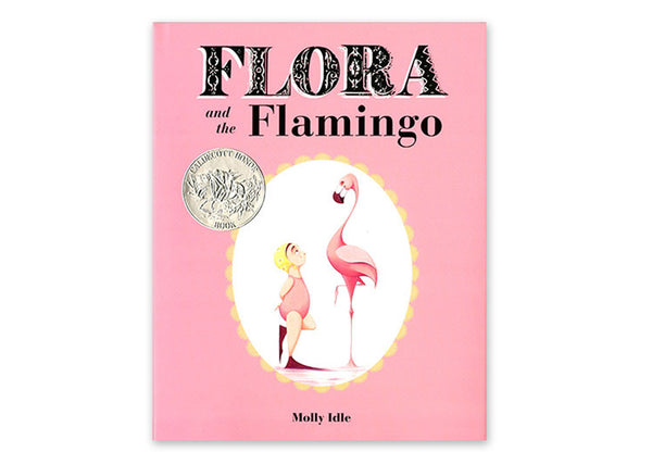 Flora the Flamingo Story Book