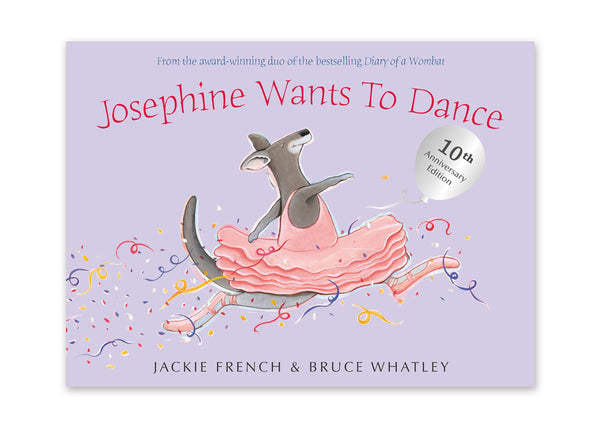 Josephine Wants to Dance Story Book
