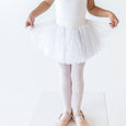 Sequin Ballet Tutu in White