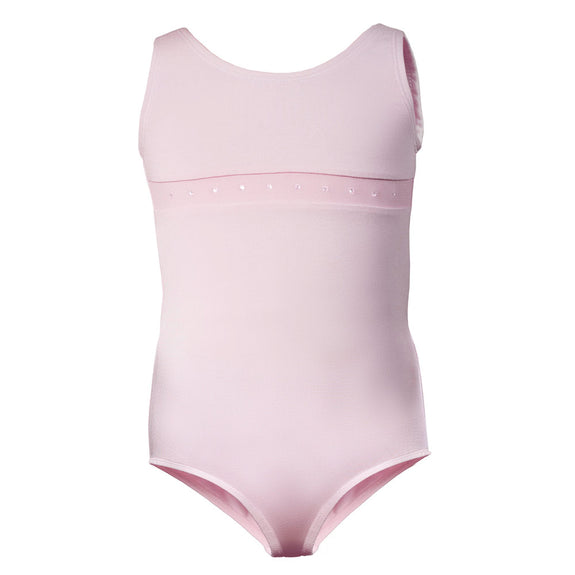 Girls Princess Ballet Leotard in Pink