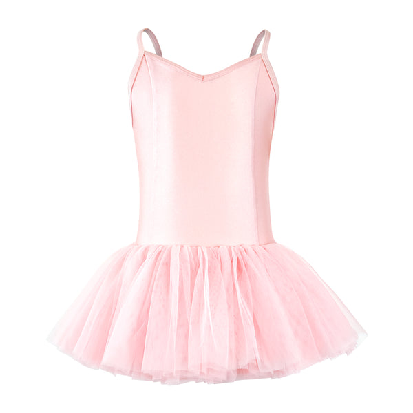 Flo Dancewear Classic Ballerina Tutu Dress in Pink