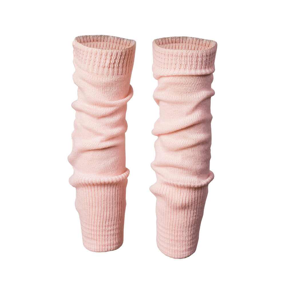 Girls Ballet Leg Warmer in Pink