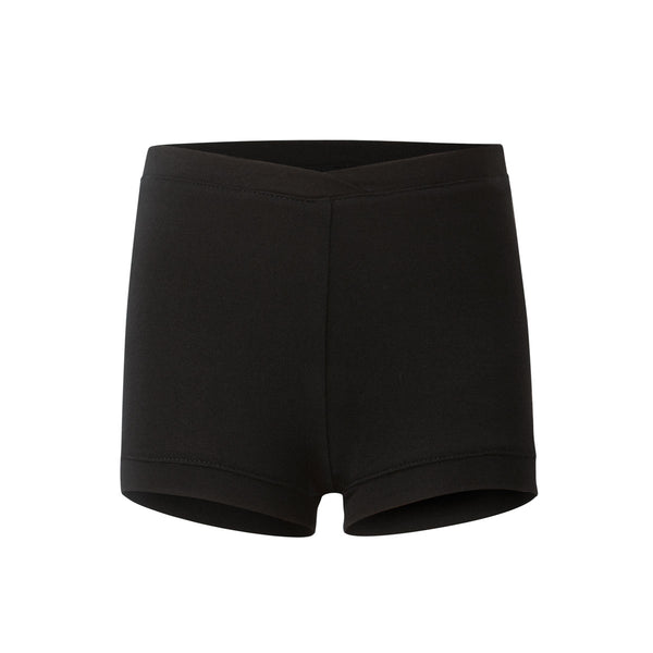 Flo Dancewear black ballet shorts