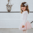 Girls Sequin Ballet Tutu in Pink