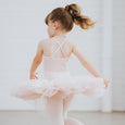 Flo Dancewear Girls Emma Camisole Tutu Dress in Ballet Pink