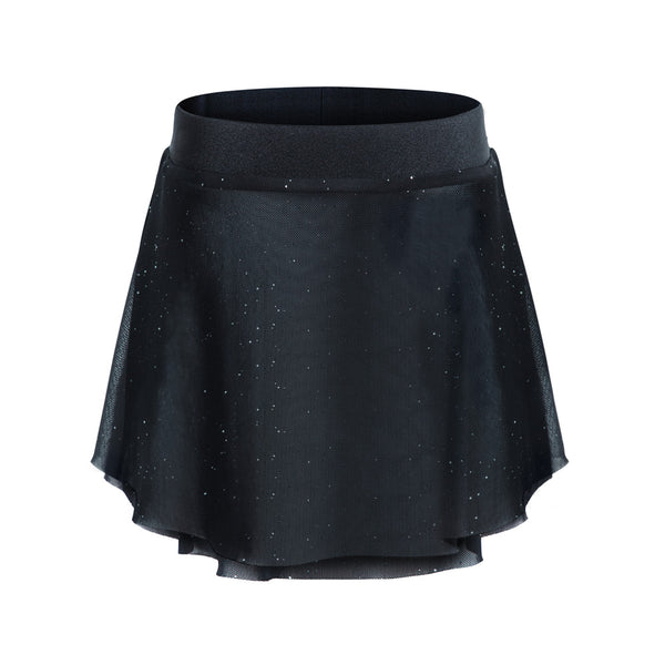 Flo Dancewear Sparkle Mesh Dance Skirt