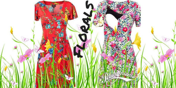 Fashion Forward: All About Florals