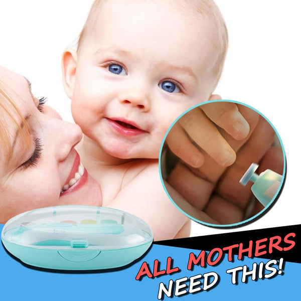 Smart Baby Nail Trimmer