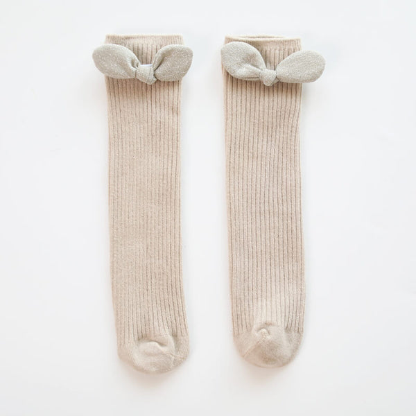 Middle Tube Cotton Socks
