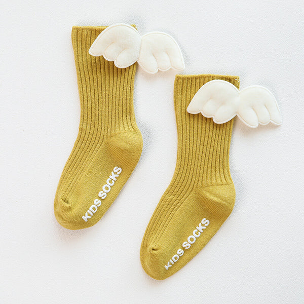 Lovely Angel Wings Socks