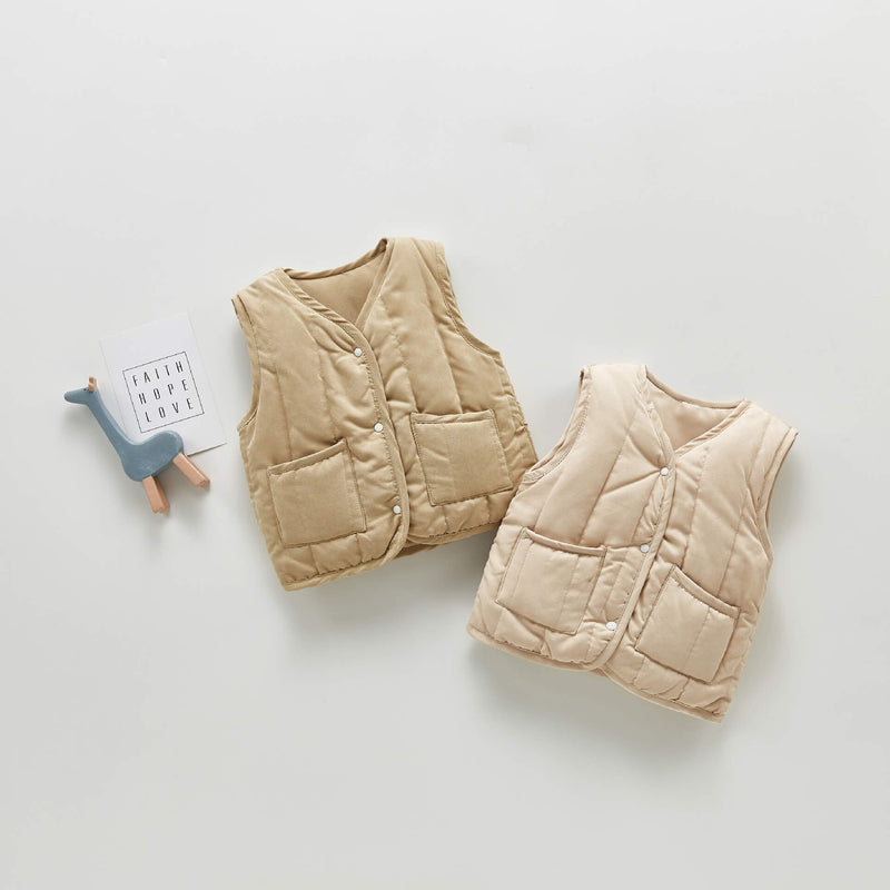 Lovely Cotton Warm Vest