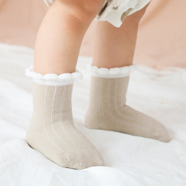 Soft Cotton Baby Socks