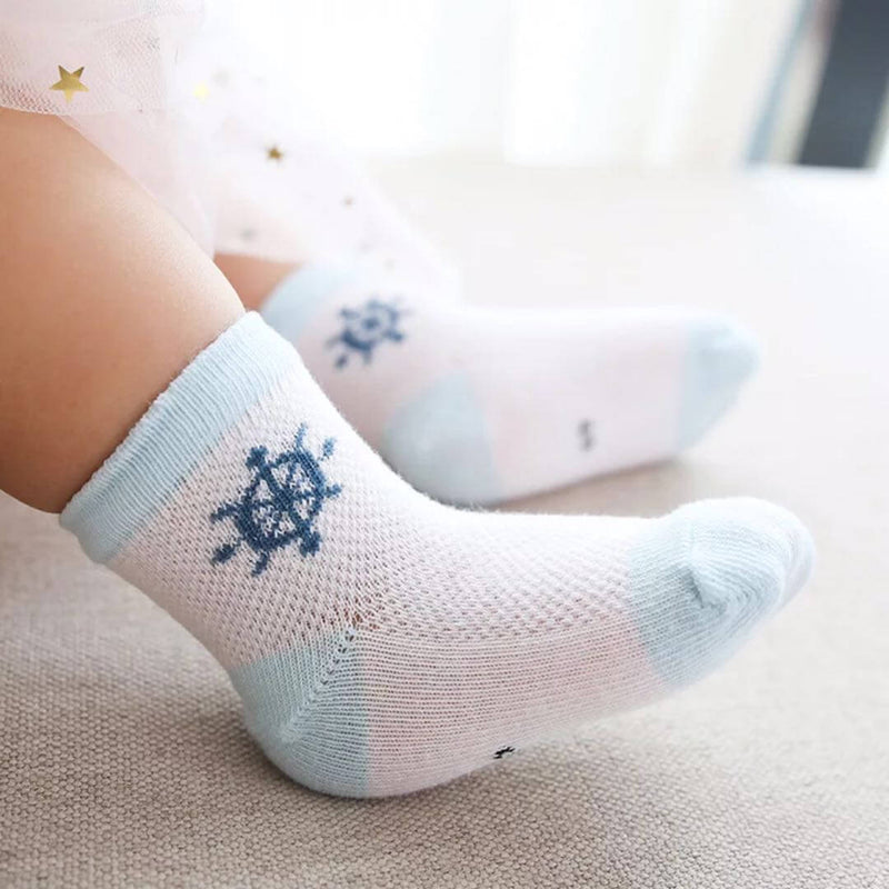 Cute Little Sea Socks