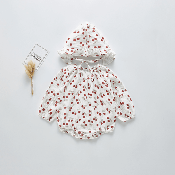 Little Cherry Romper