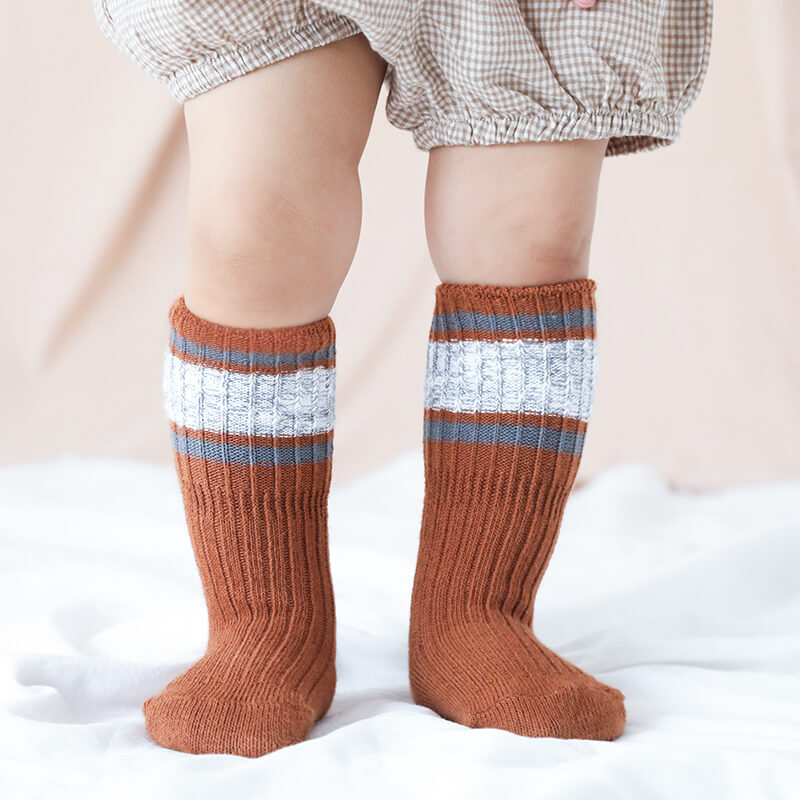Non-Slip Knee High Socks