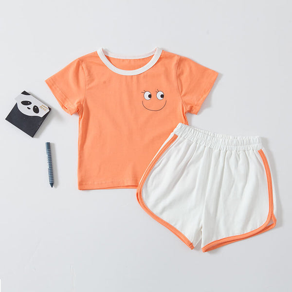Happy Smiley Sport Set