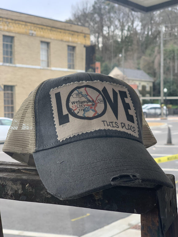 Love this Place Hat