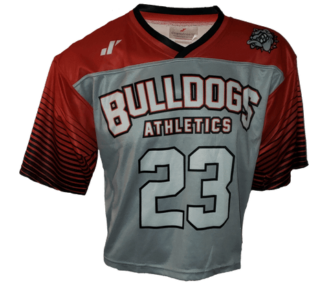 Sublimated V-Neck Game Jersey with Yoke