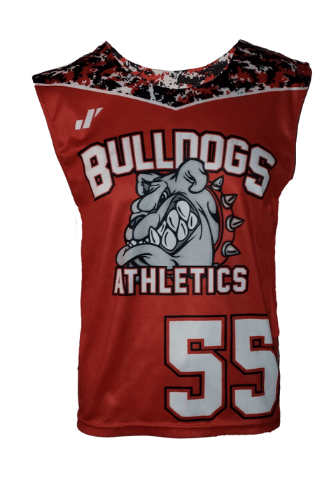 Sublimated Collegiate Reversible (Single Ply)