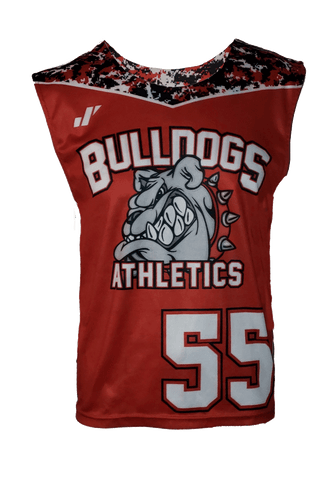 Sublimated Collegiate Reversible (2-Ply)