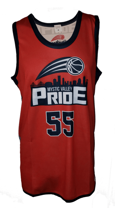 Reversible Basketball Top Basic (Single Ply)