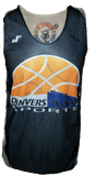 Reversible Basketball Pinnie (2-ply)