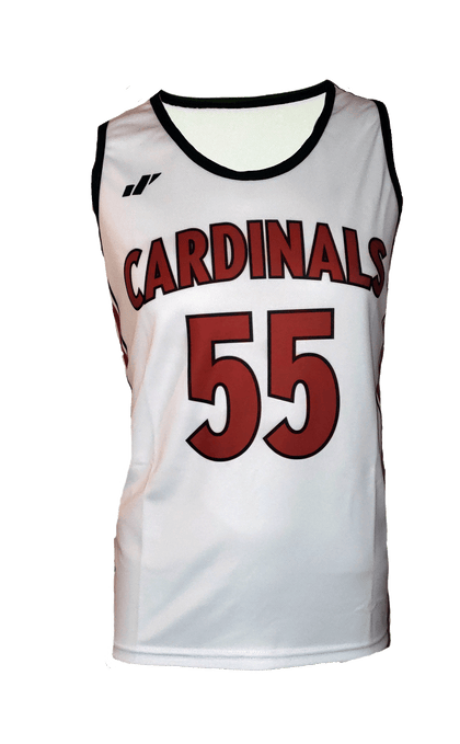 Women's Basketball Jersey (1-ply)