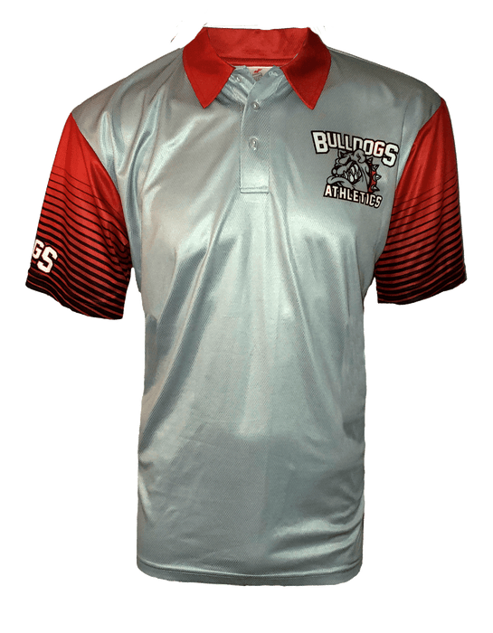Sublimated Men's Short Sleeve Polo