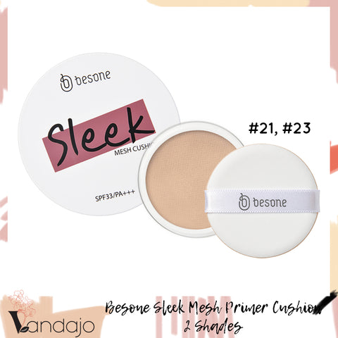 Besone - Sleek Mesh Primer Cushion , 2 Shades