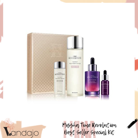Missha - Time Revolution Best Seller Special Set