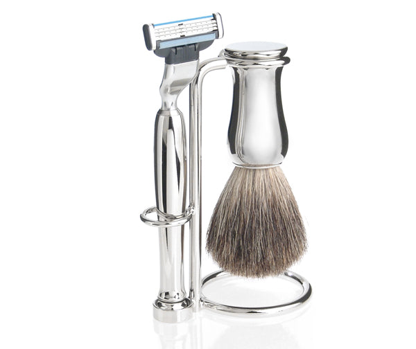 Best Badger Shaving Set by Erbe, Germany