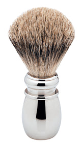 Silvertip Badger Shaving Brush by Erbe, Germany