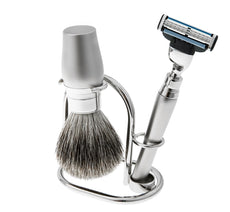 Shaving Set with Pure Badger Brush