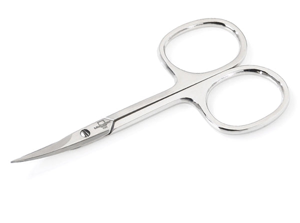 Pointed curved cuticle scissors German cuticle remover by Malteser Germany