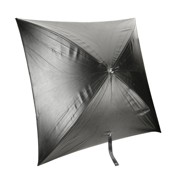 Gentleman's Square Leather Umbrella by Jean Paul Gaultier, France