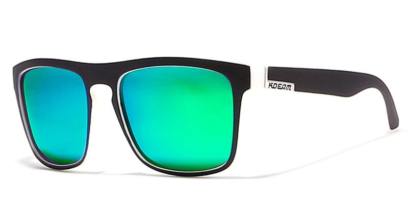 Colorful men's sunglasses