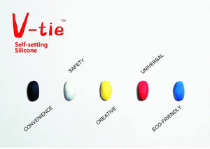 Sugru Moldable Glue - Original Formula - New Colours 3-Pack