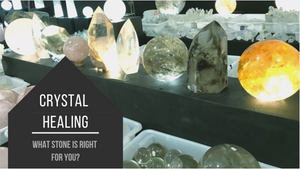 Crystal Healing, What Stone is right for you?! - acid-queen-jewelry
