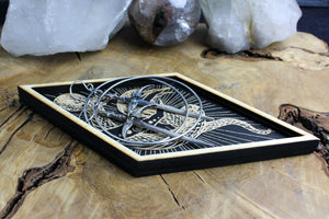 Diamond Snake Trinket Tray - acid-queen-jewelry, [product_type] - acid-queen-jewelry, Acid Queen Jewelry - acid-queen-jewelry,  Acid Queen Jewelry - acid-queen-jewelry
