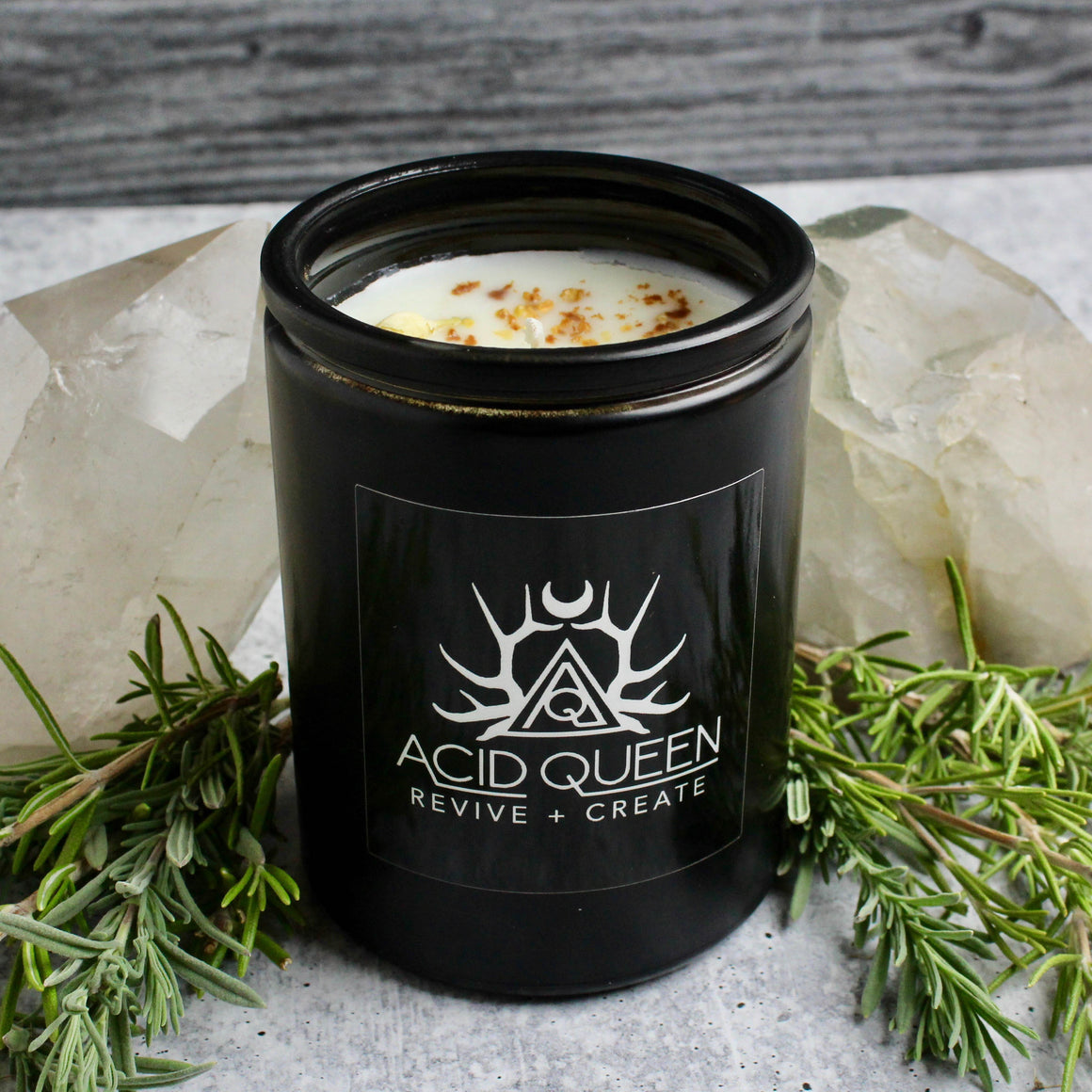 Mood Candle // Revive + Create - Acid Queen Jewelry