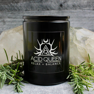 Mood Candle // Relax + Balance - acid-queen-jewelry, [product_type] - acid-queen-jewelry, Acid Queen Jewelry - acid-queen-jewelry,  Acid Queen Jewelry - acid-queen-jewelry