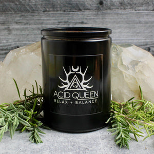 Mood Candle // Relax + Balance - Acid Queen Jewelry